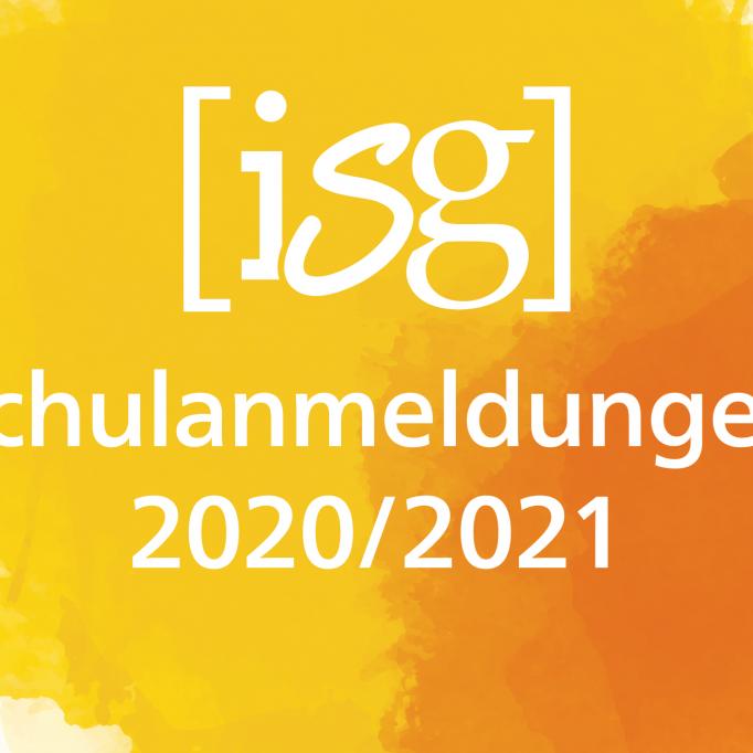Schulanmeldungen 2020-2021